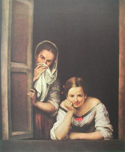 Manon Gerard Maedchen und zofe