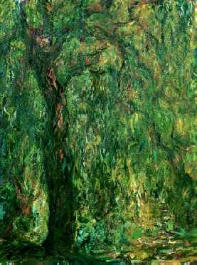 Weeping Willow (detail)