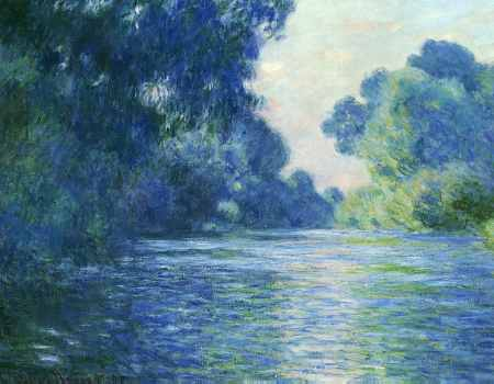 Branch of the Seine, Near Giverny