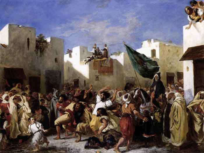 The Fanatics of Tangier, 1837-1838