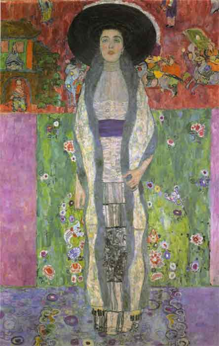 Portrait of a Lady, 1912