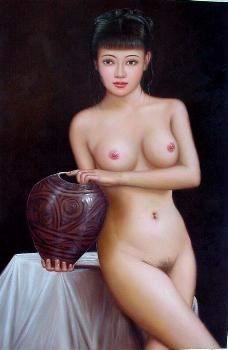 chinese tao girl