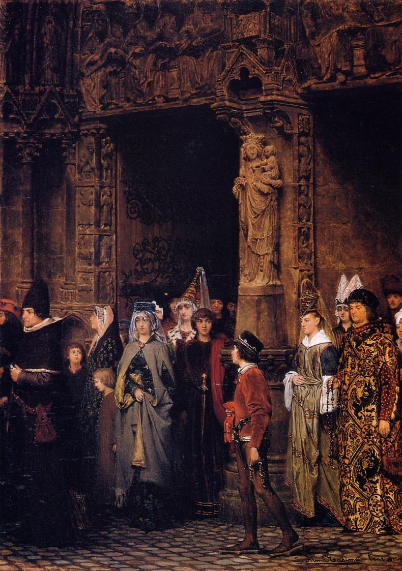 Leaving the Church in the Fifteenth Century