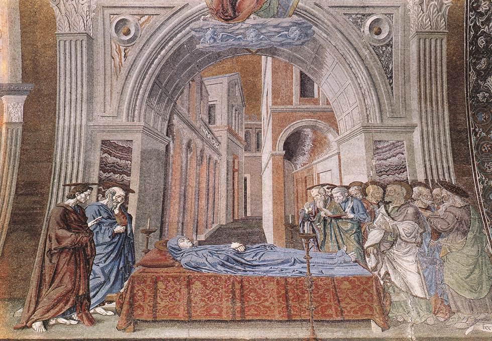 Death of the Virgin