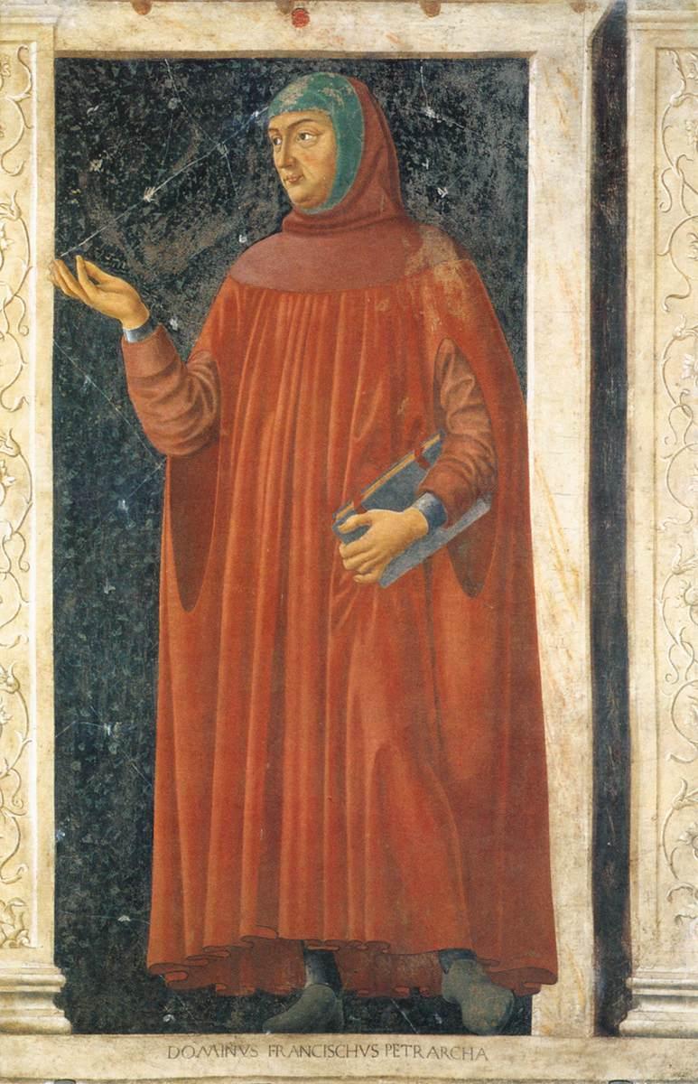 Famous Persons - Francesco Petrarca