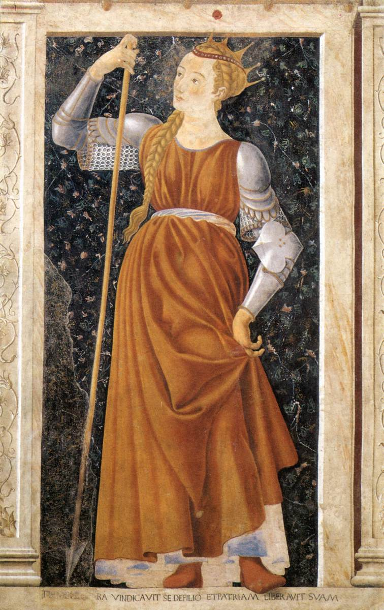 Famous Persons - Queen Tomyris