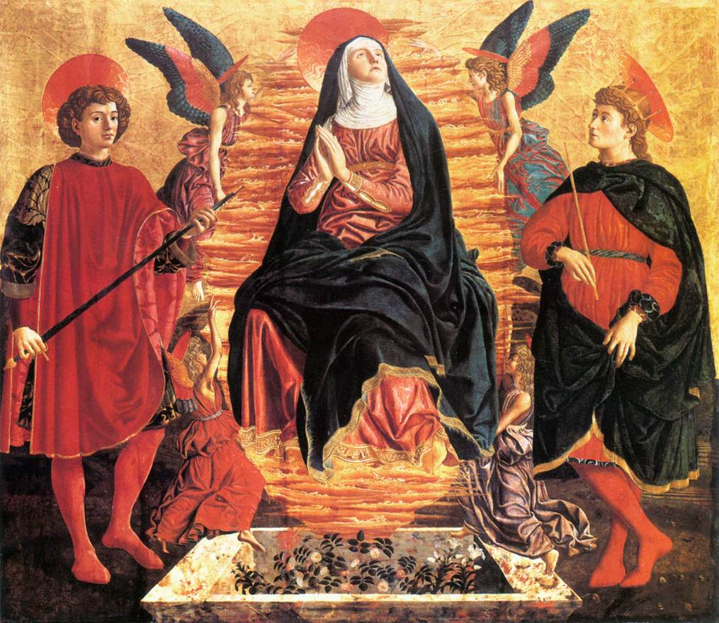 Our Lady of the Assumption with Sts Miniato and Julian