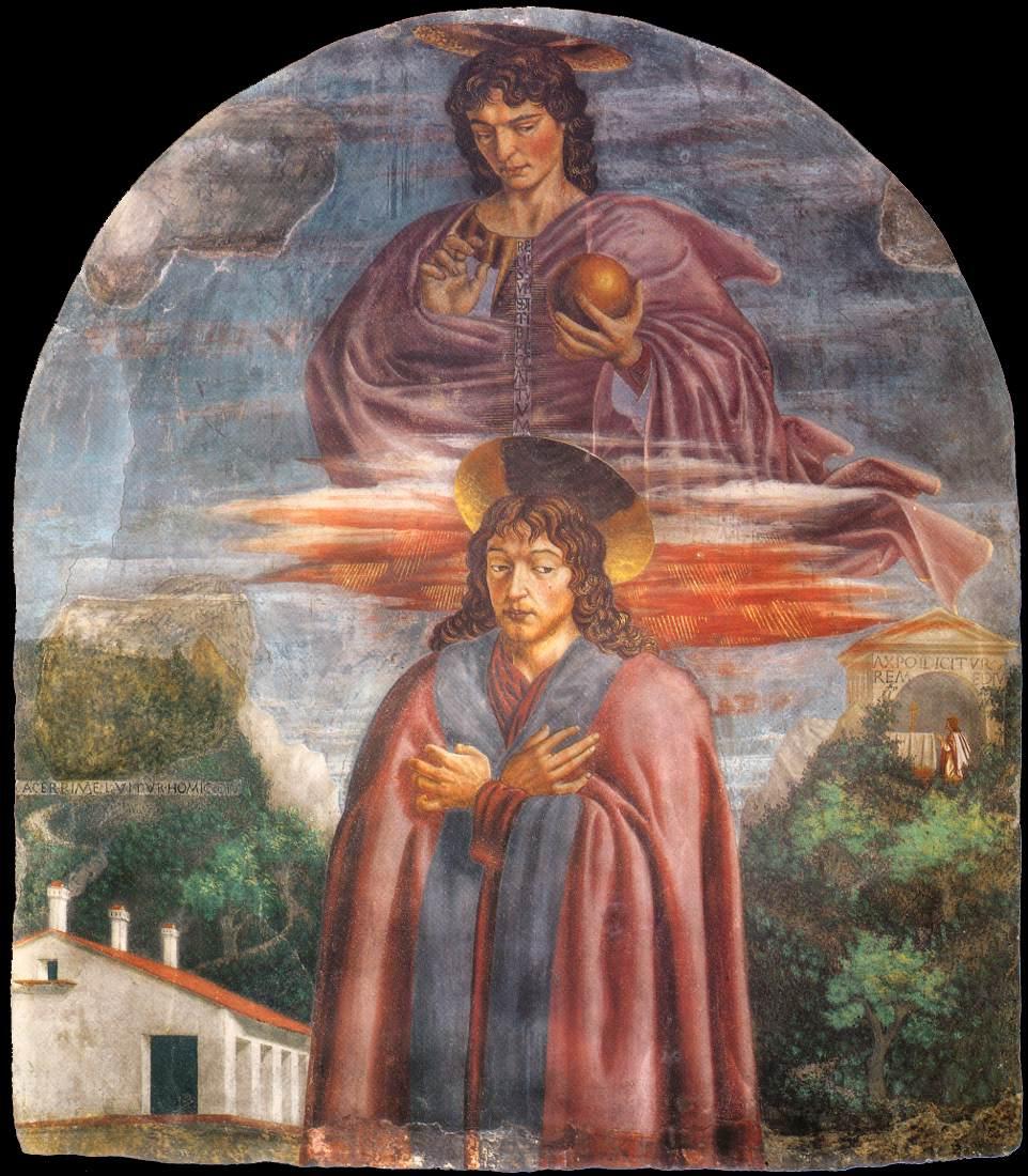 St Julian and the Redeemer