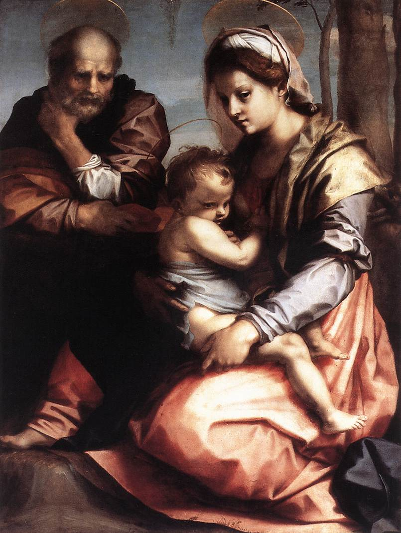Holy Family (Barberini)