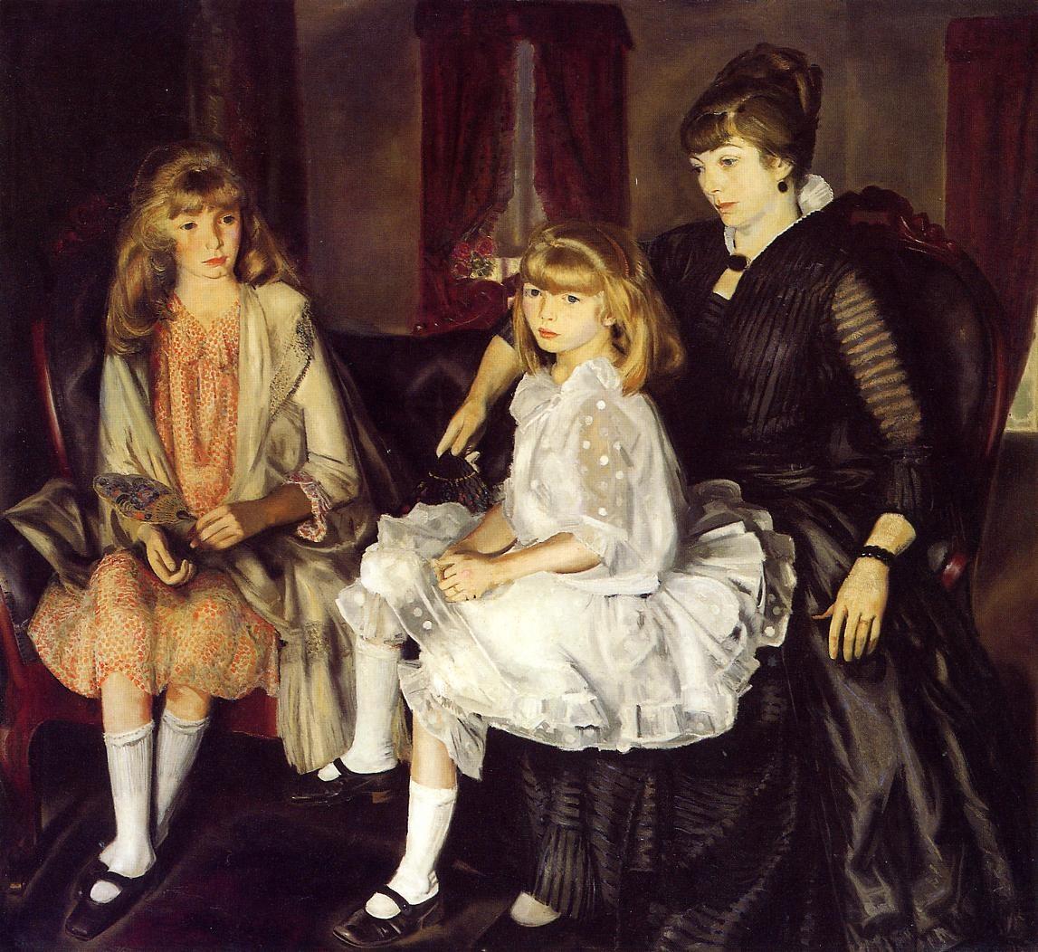 Emma and Her Children