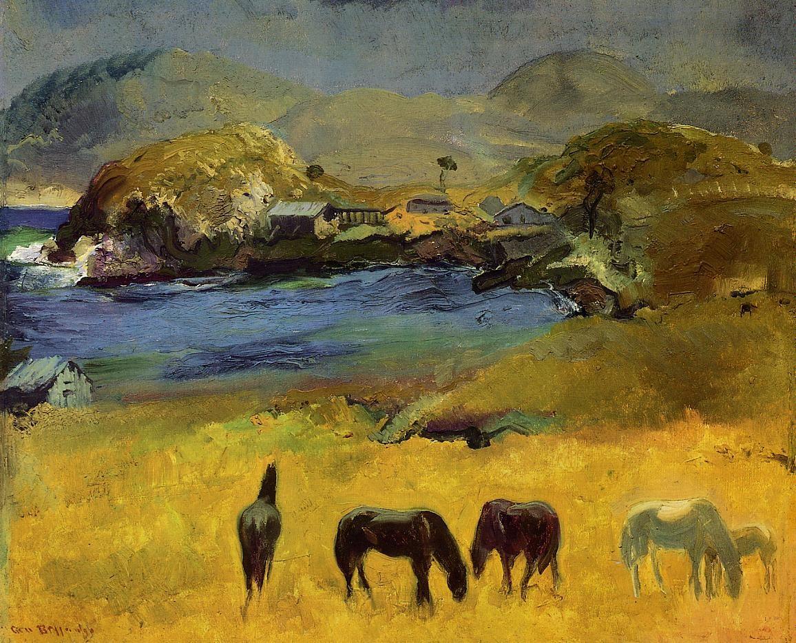 Horses, Carmel