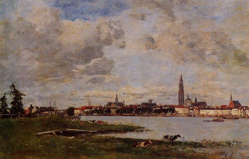 Anvers, la tete de Flanders