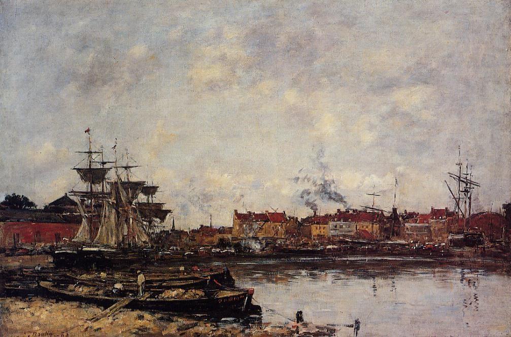 Dunkirk, the Inner Port