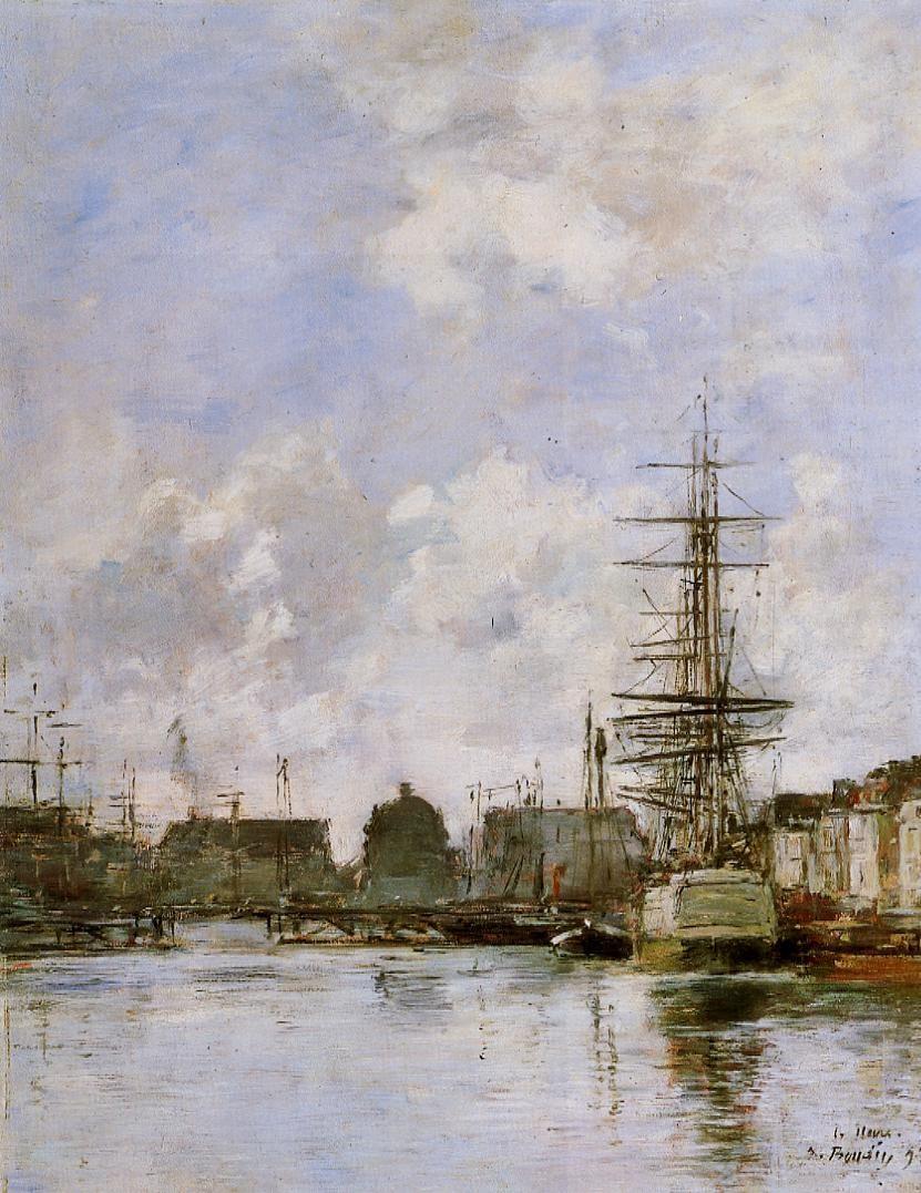 Le Havre, Commerce Basin