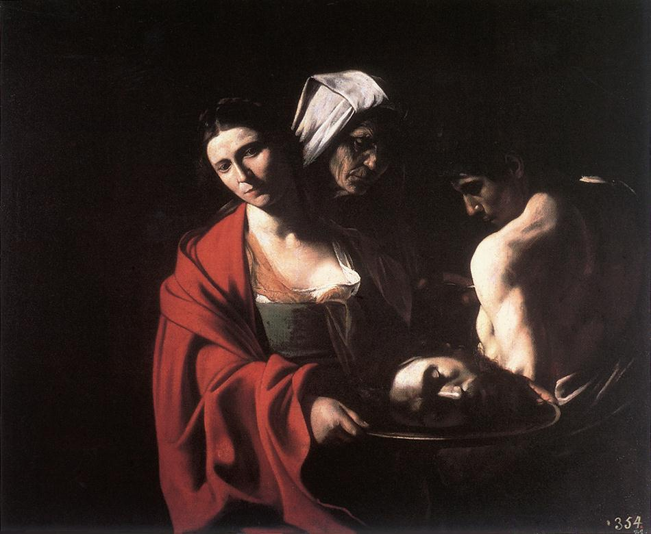 Salome with the Head of St John the Baptist 2