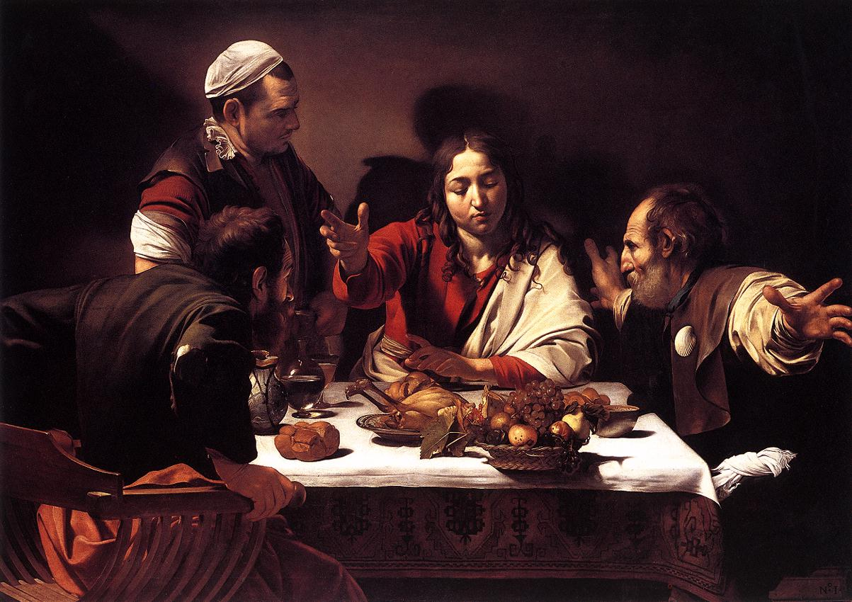 Supper at Emmaus 1