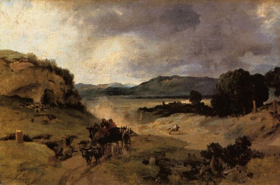 La Cervara, the Roman Countryside 2