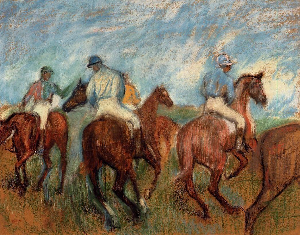 Jockeys 4