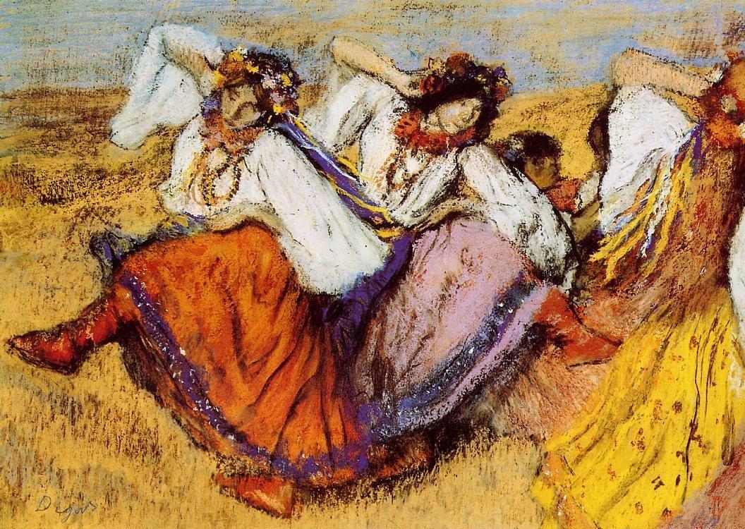 Russian Dancers 4