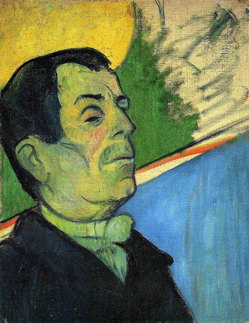 Portrait of a Man Wearing a Lavalliere