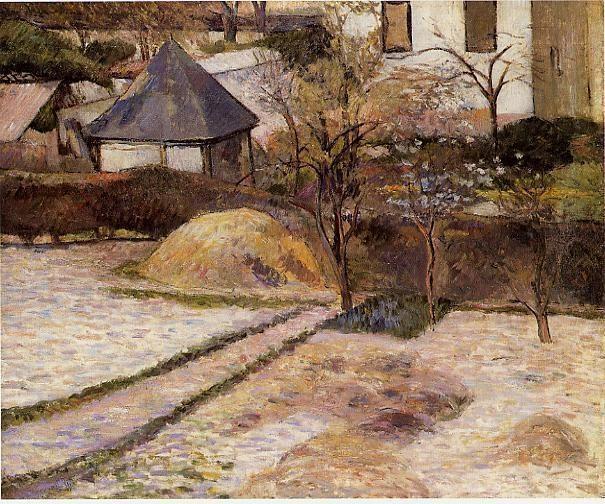 Rouen Landscape