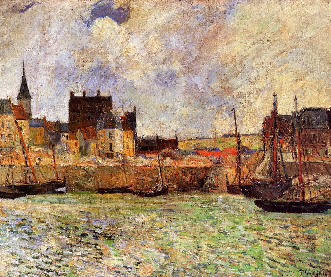 The Port, Dieppe