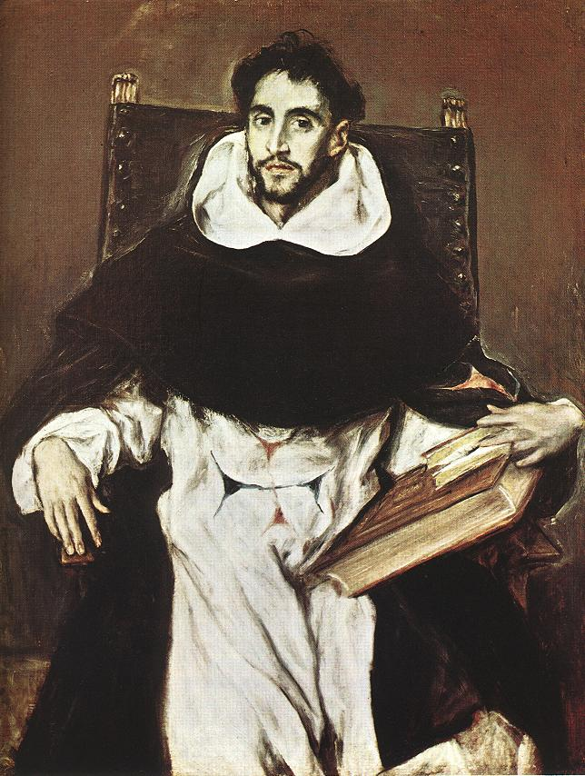 Portrait of Hortensio Felix Paravicino