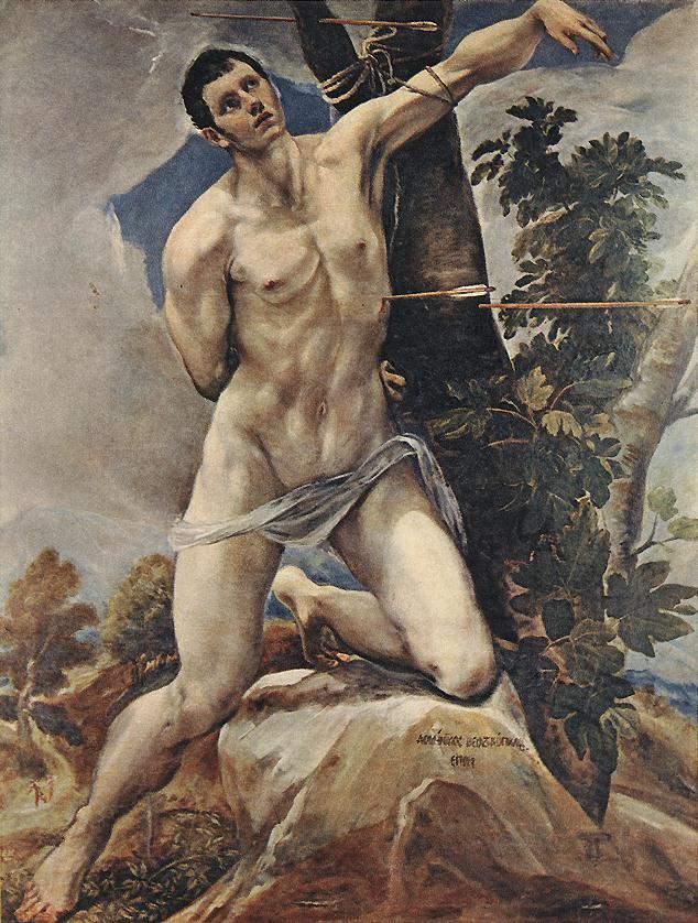 St Sebastian 1