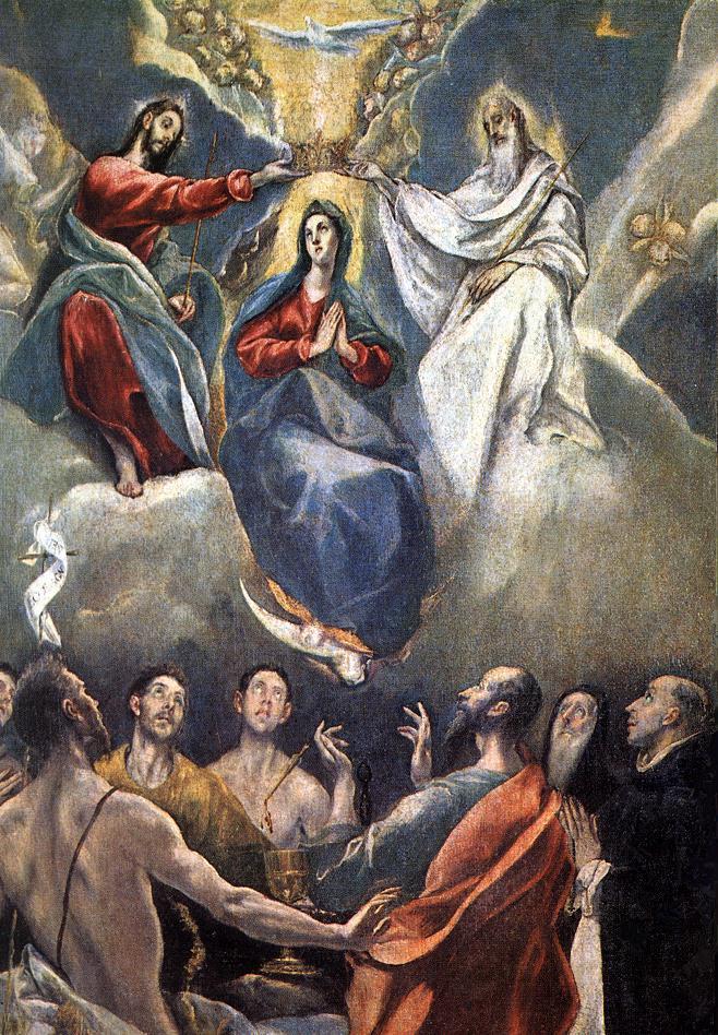 The Coronation of the Virgin 1