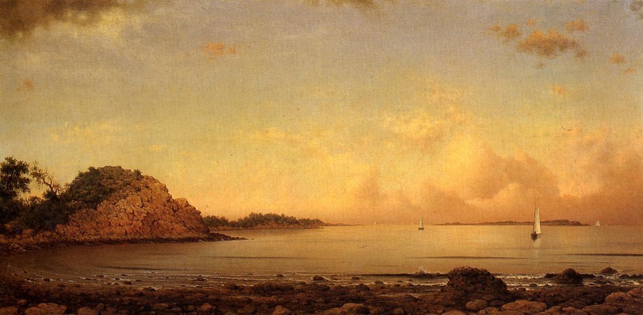 Spouting Rock, Newport
