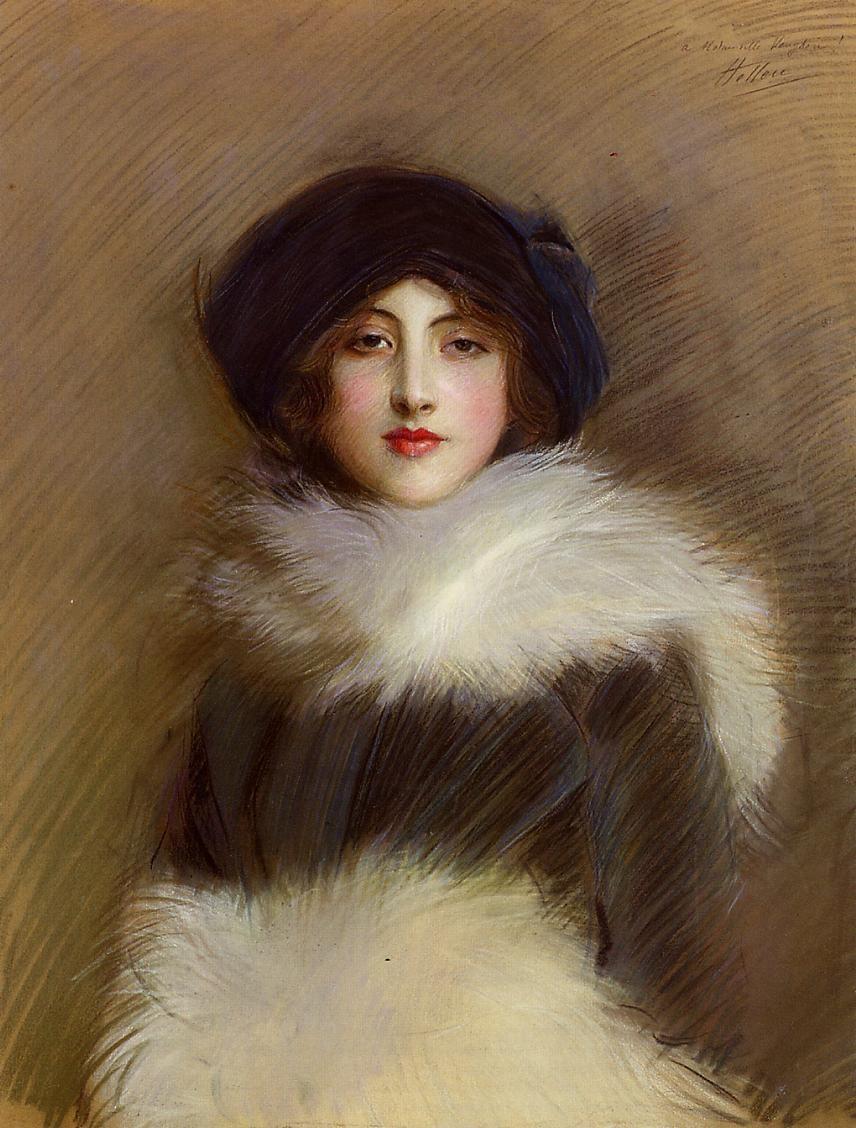 Mademoiselle Vaughan