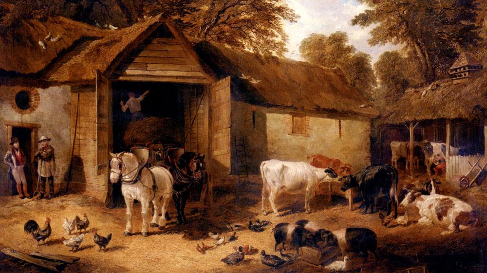 The Farmyard 1