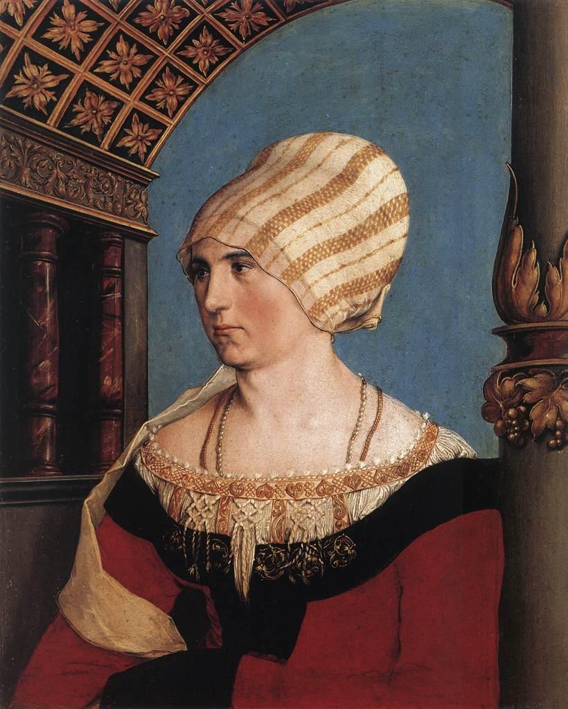 Portrait of Dorothea Meyer