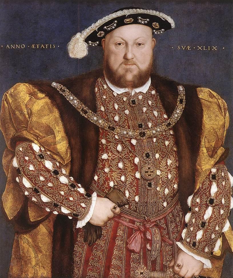 Portrait of Henry VIII 2