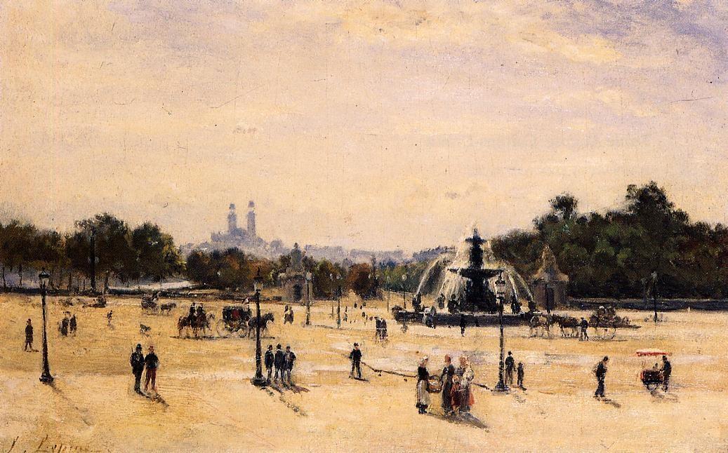 Place de la Concord