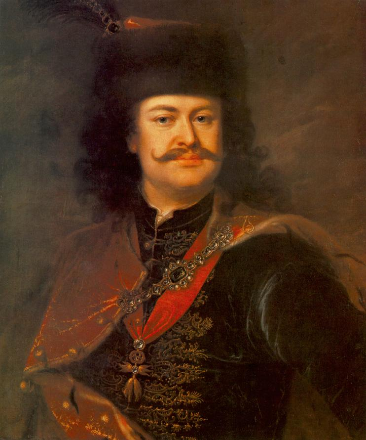 Portrait of Prince Ferenc R