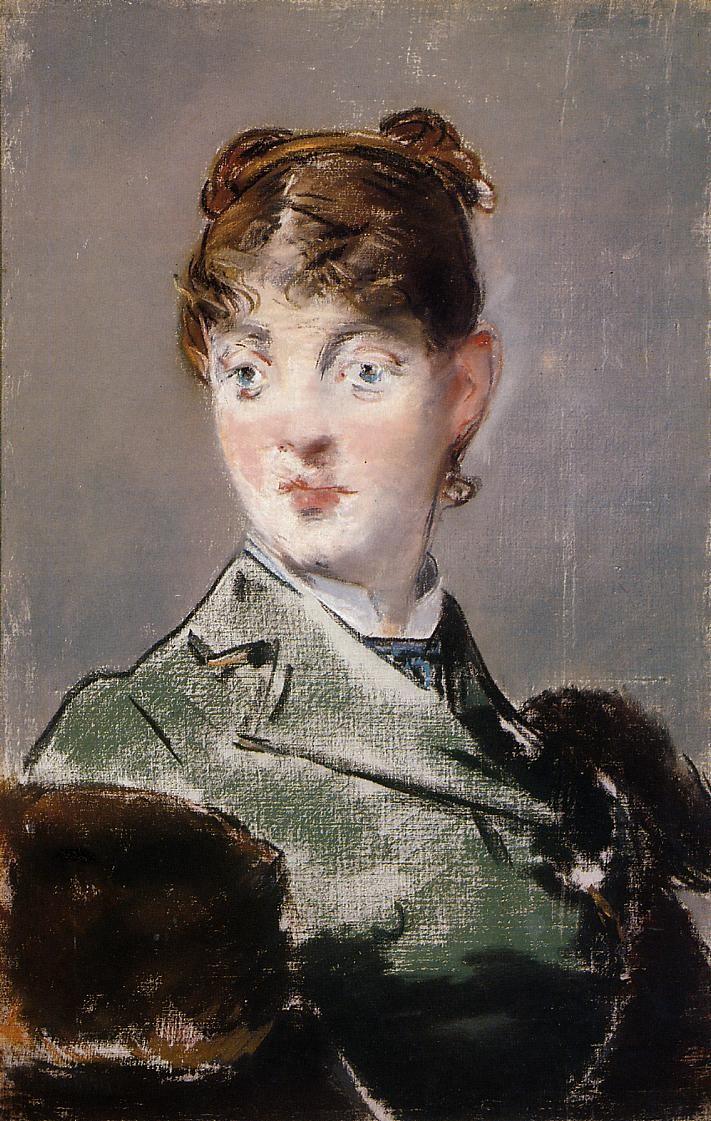 Parisienne, Portrait of Madame Jules Guillemet