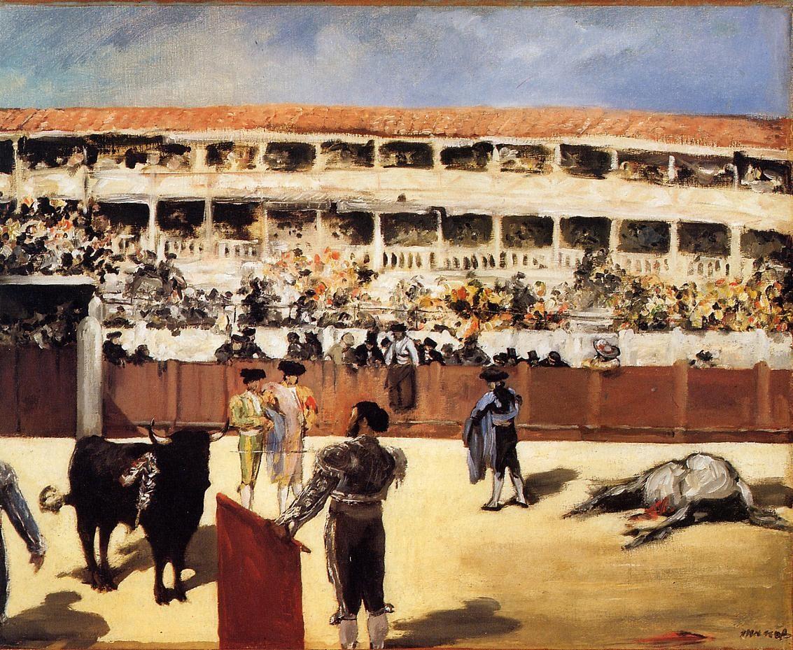 The Bullfight
