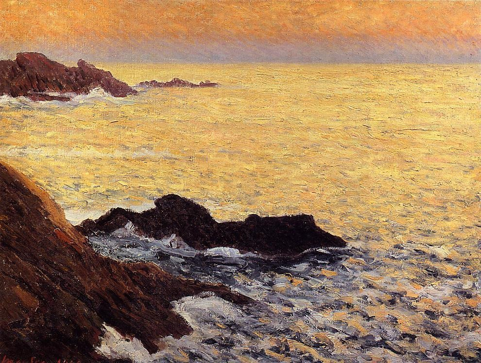 The Golden Sea - Quiberon