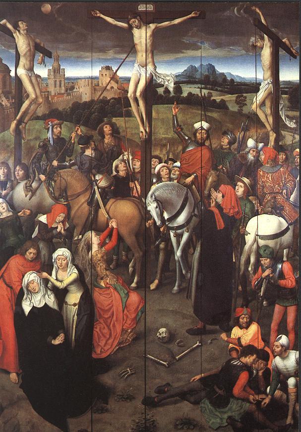 Passion Altarpiece (central panel)