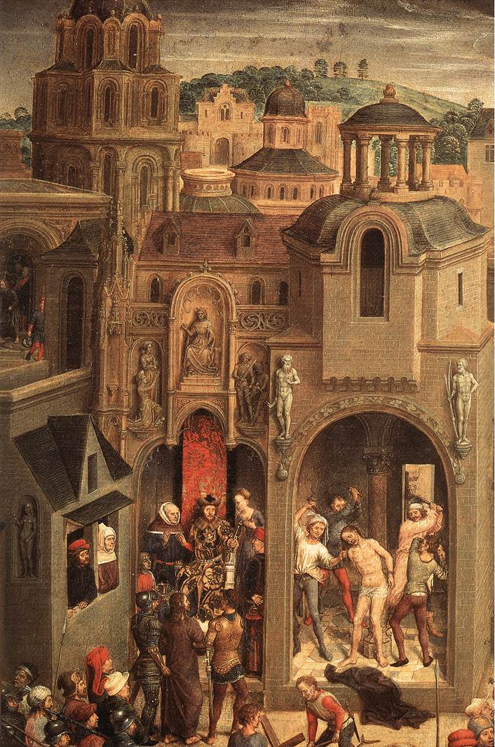 Scenes from the Passion of Christ (detail) 4