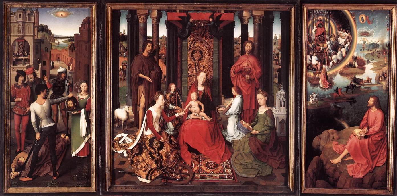 St John Altarpiece
