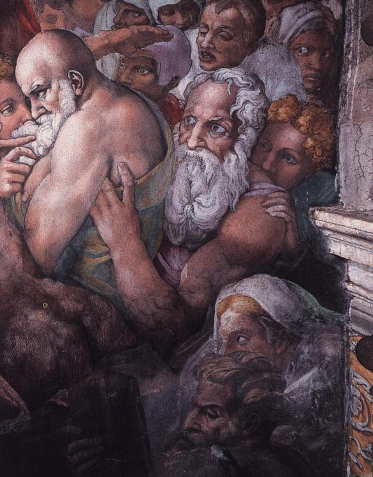 Last Judgment (Detail) 24