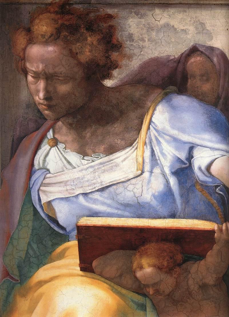 Prophets - Daniel (Detail) 1
