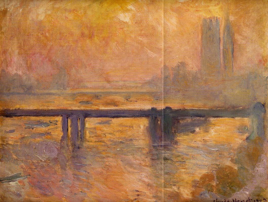 Charing Cross Bridge 3