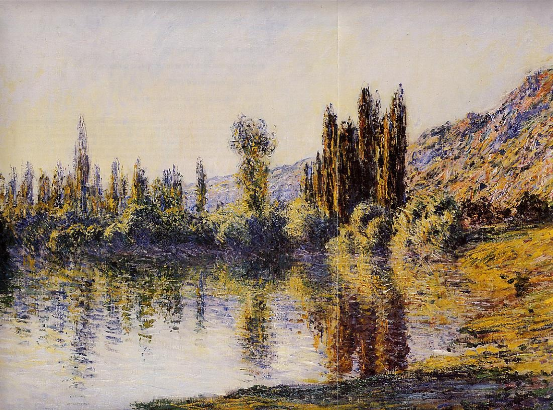 The Seine at Vetheuil 3