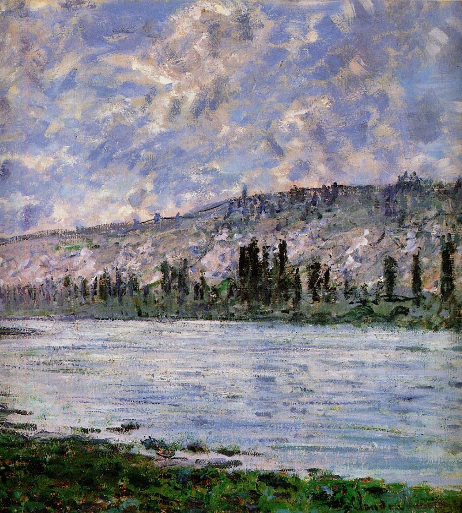 The Seine at Vetheuil 5