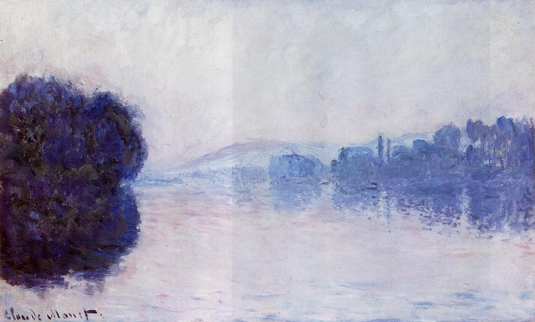 The Seine near Vernon