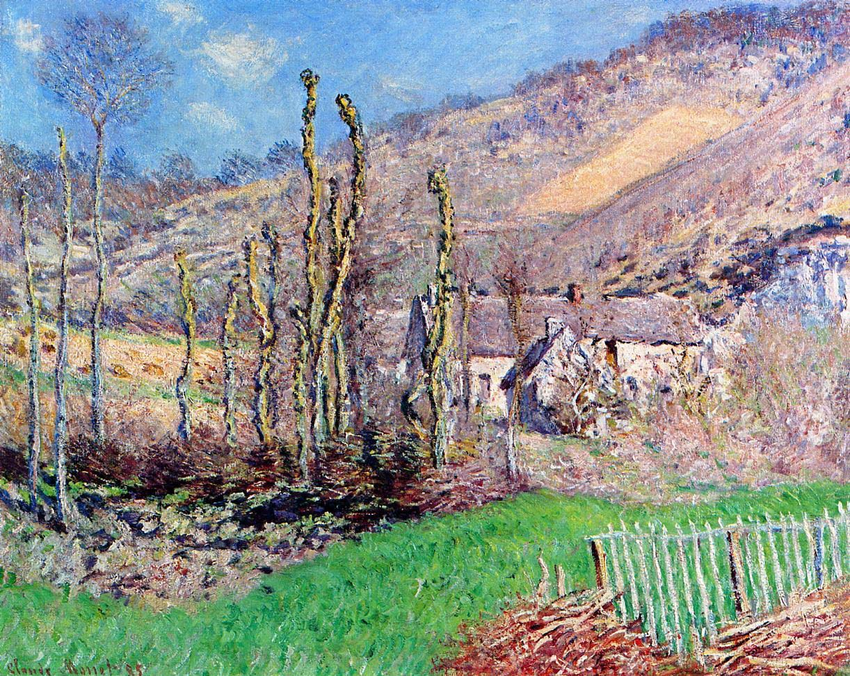The Val de Falaise, Giverny