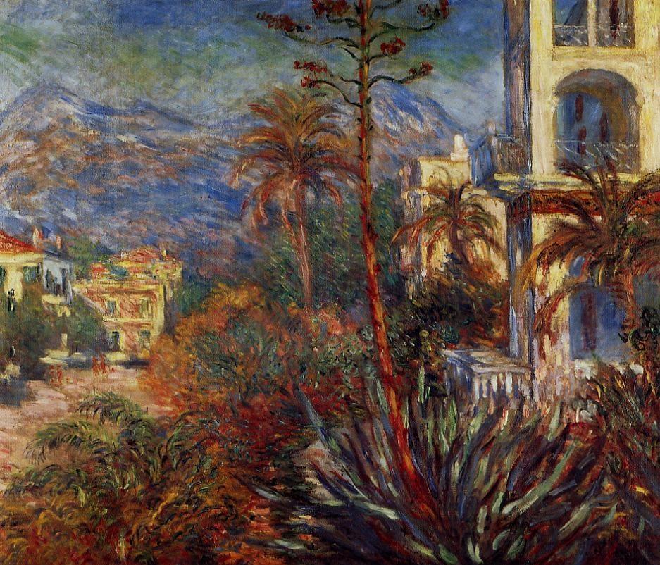 Villas at Bordighera 1